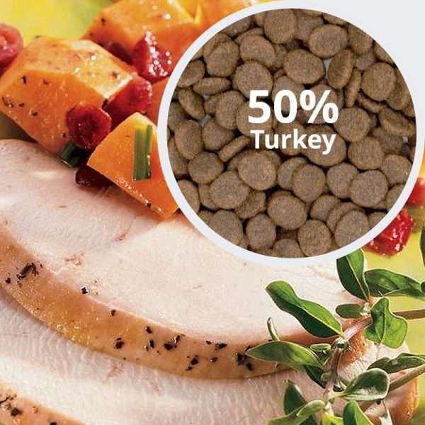 Behavioural Balance: Turkey, Sweet Potato and Cranberry